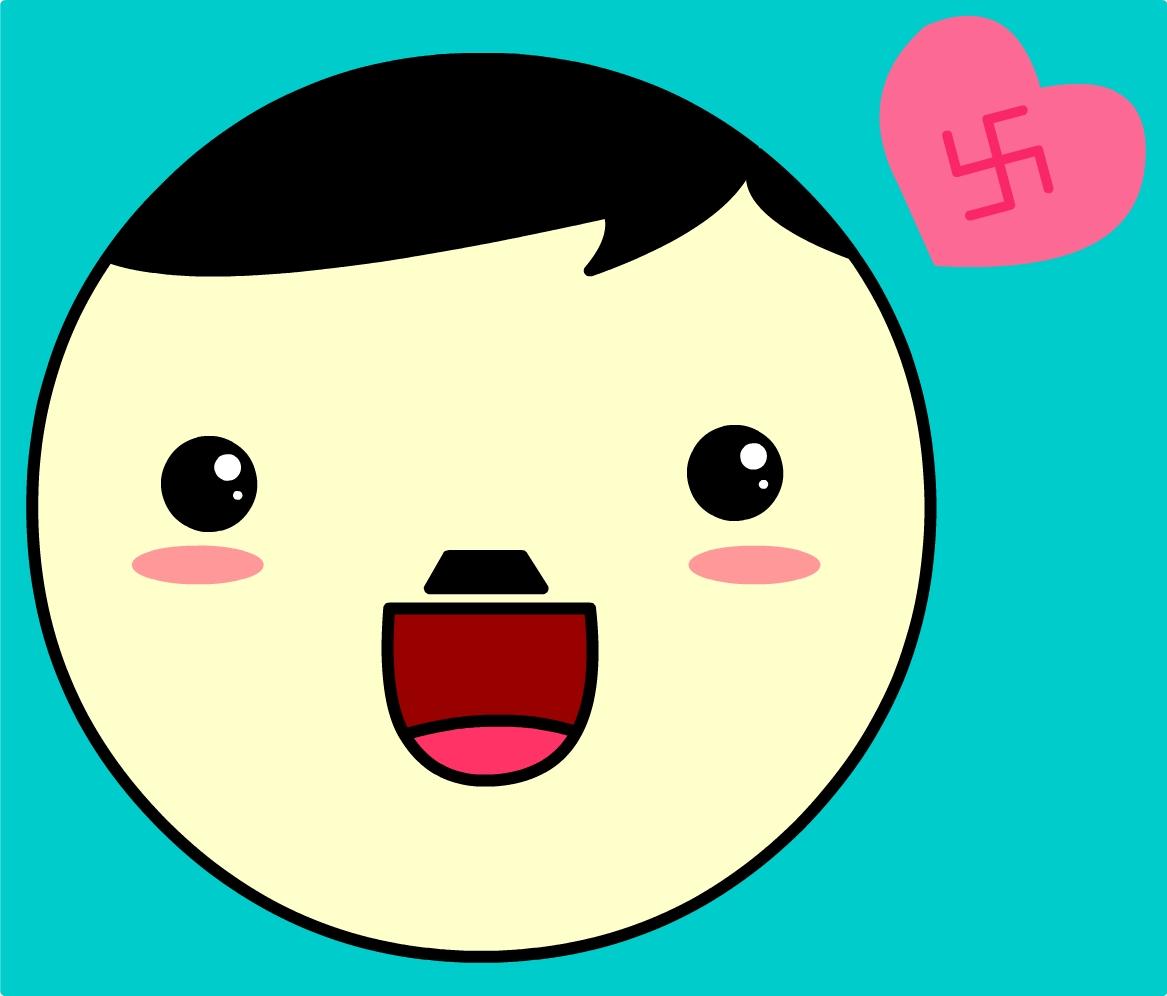 Http Jeusava Deviantart Com Art Cute Hitler 279551440