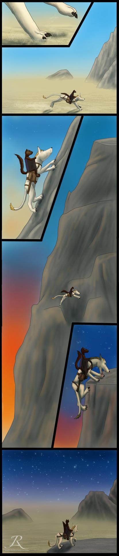 Journey comic by Rebel-Rider