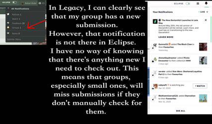 Eclipse groups