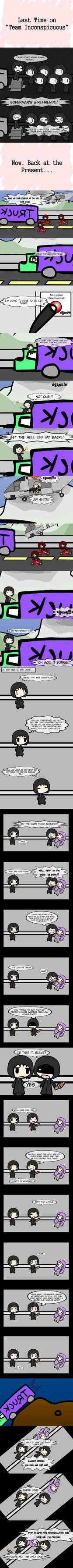 Team Inconspicuous Episode 2 by DarkJar001