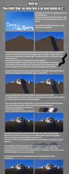 Berg/Mountain-Tutorial (deutsch) by Wespenfresser