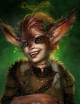 Fanart |Custom Portrait Wild Orlan