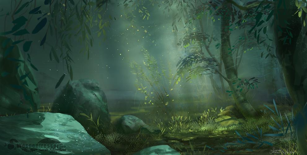Swamp-fog-dez2015 by Wespenfresser