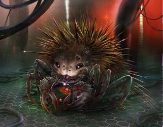 Cyber-Pest by Wespenfresser