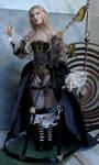 Steampunk Fairy Doll