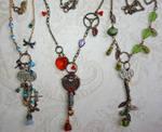 Steampunk Key Necklaces