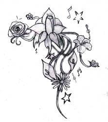 Tattoo Design by shadowgrlmx