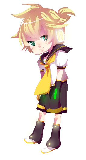 Pixel-y Len by TaYLoRinUnofficial
