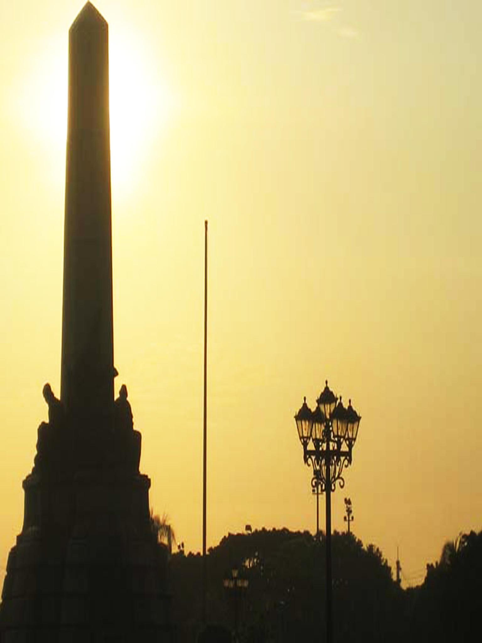 The Monument by BenteSentimos