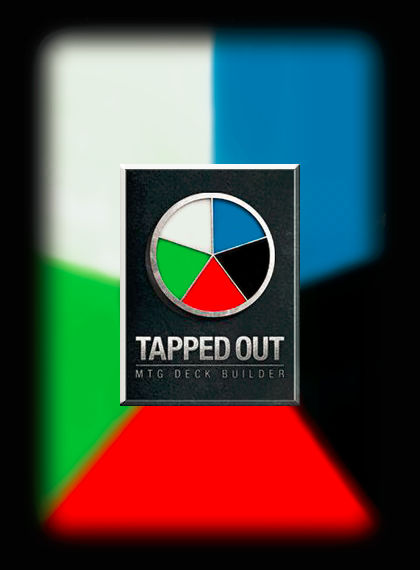 Tappedout Logo Custom Card Sleeve