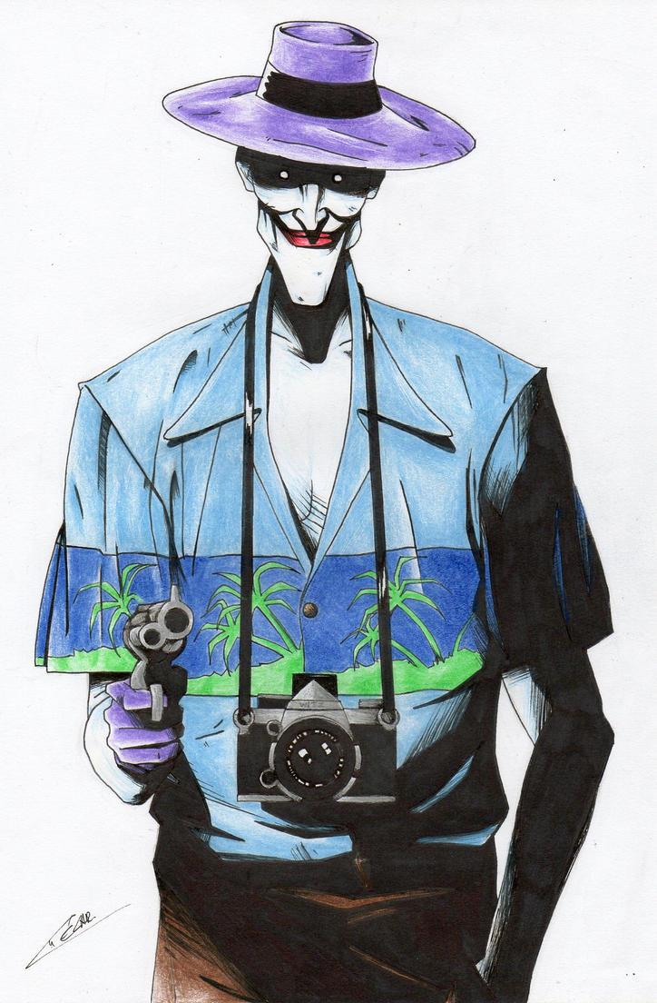 The Joker - TKJ by ouroboros0311