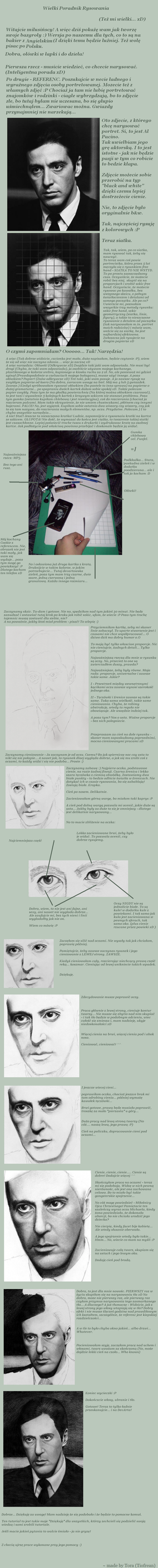 Drawing Tutorial PL by Tiofrean