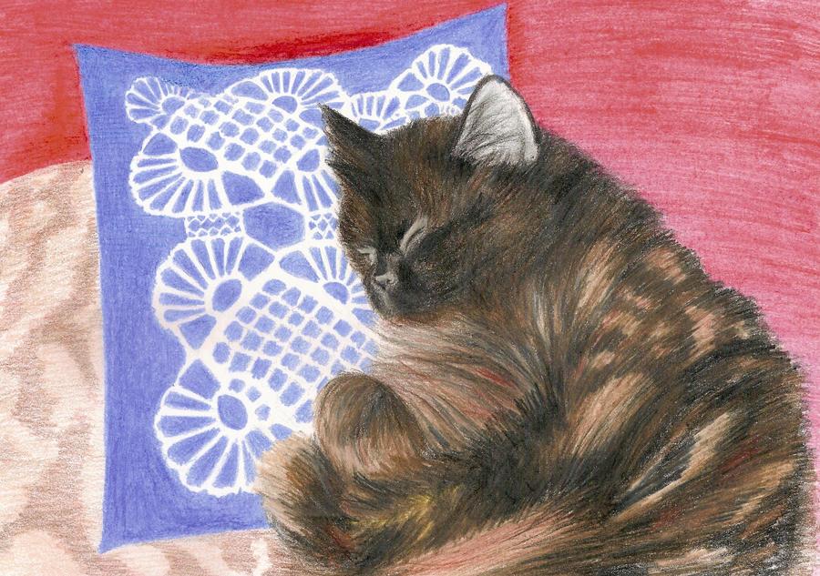 Sleeping Beauty by Tiofrean