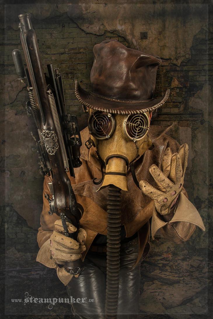 Steampunk costume by steamworker