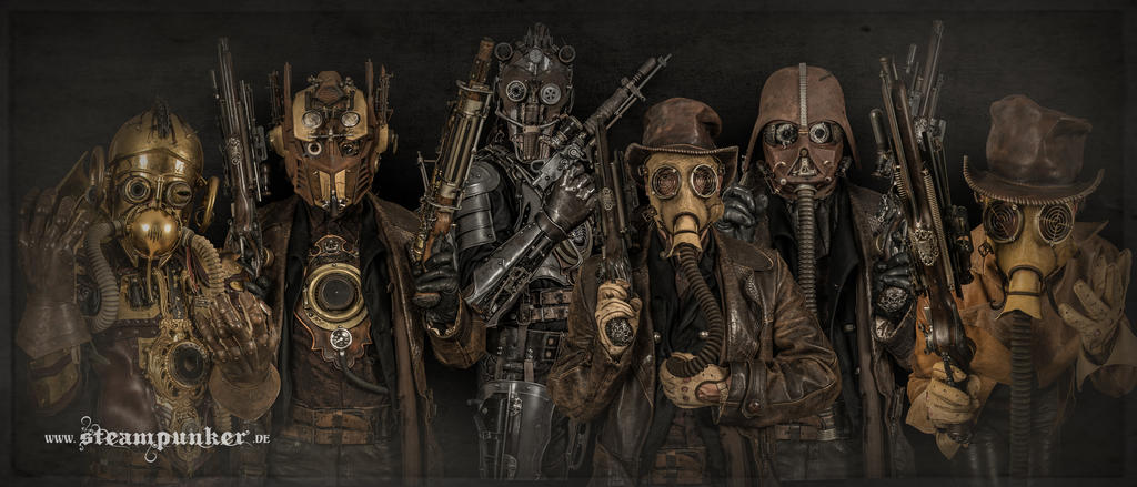 Steampunk by steamworker