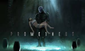 Prometheus fan-art