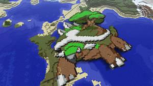 My minecraft Toterra by Bigbird6
