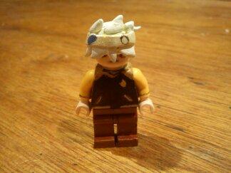 Lego Soul Evans by Ohmethias