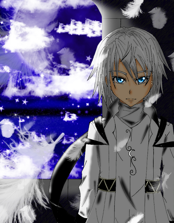 New Project: Prince Sieghart Shadowmoon by mahousekai13