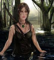 Tomb Raider Reborn by AerisGainsley