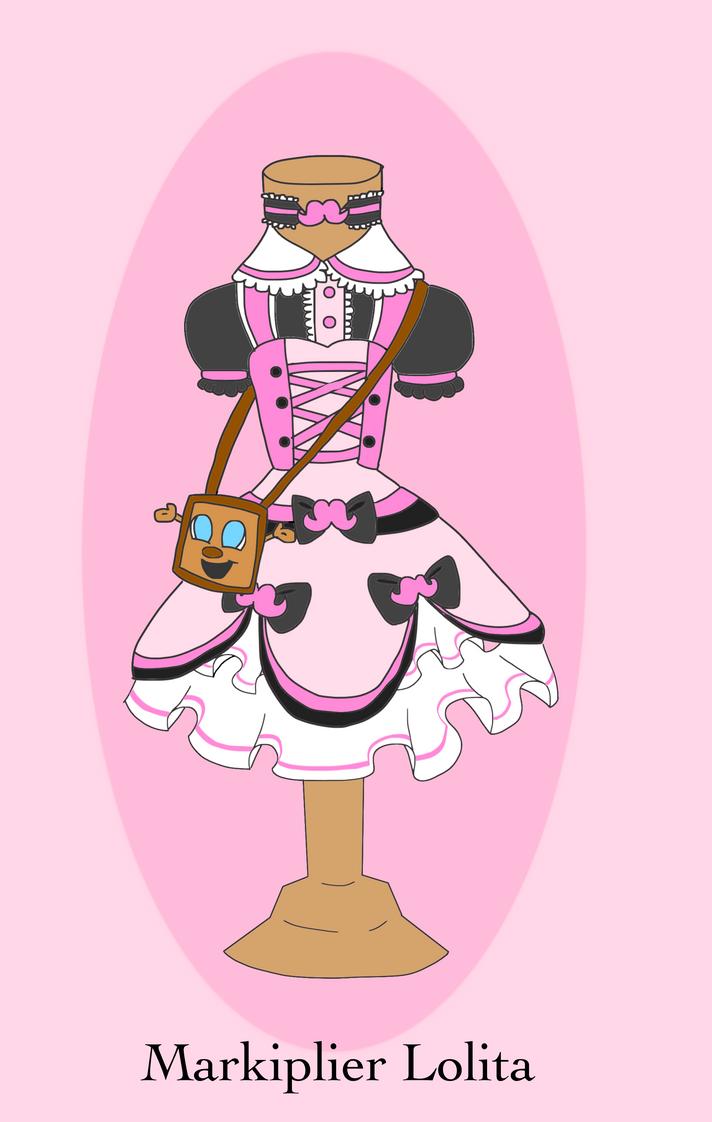 Markiplier Lolita Dress by FoaminianPriestess
