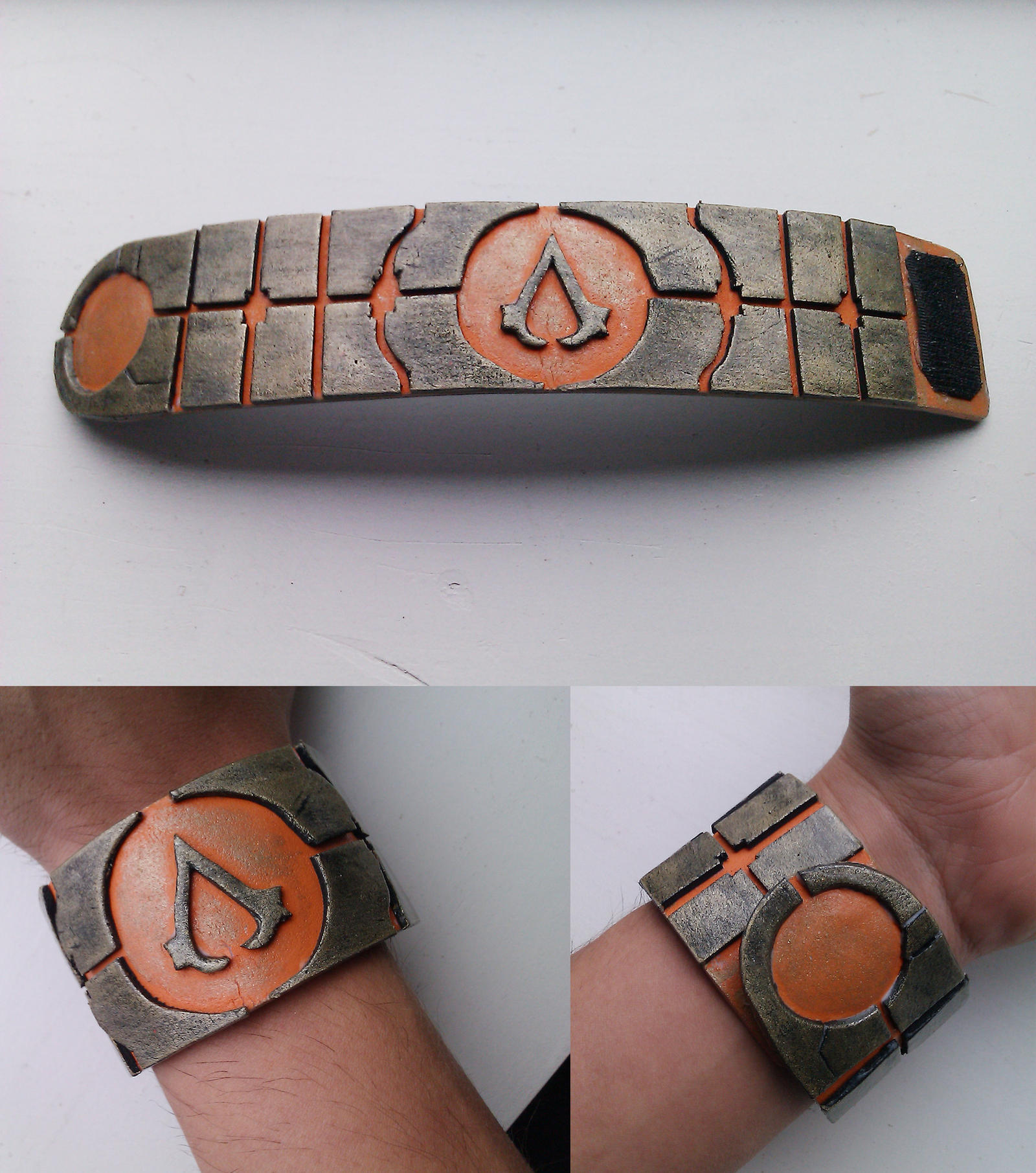 assassin 39 s creed apple of eden inspired bracelet by tha fire dude on deviantart. Black Bedroom Furniture Sets. Home Design Ideas