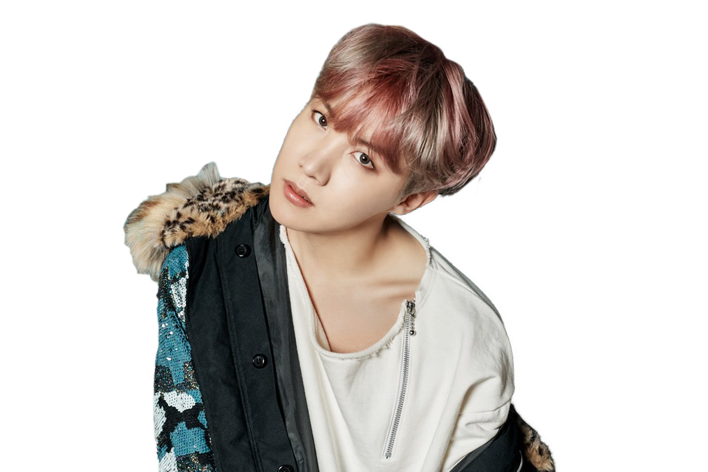 BTS J Hope You Never Walk Alone PNG By SooyoungLover