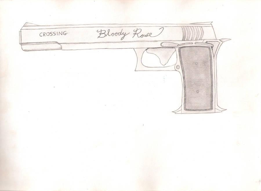 Bloody Rose by 0-sugar-rush-0