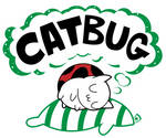 Inktober 2021 - Catbug on Ticking