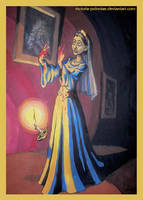 Lady Macbeth by Victoria-Poloniae