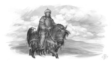 Saladin (2) by Victoria-Poloniae