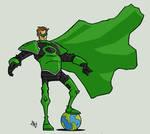 Hal Jordan : Parallax