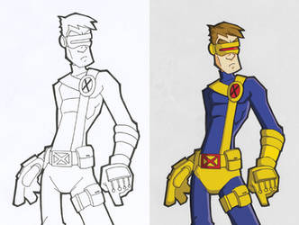 Cyclops Ty Styles by tyrannus
