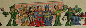 The League of Superfriends by tyrannus