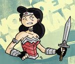 Wonder Woman (New 52) Bust