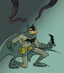 Batman and the Tentacles of Doom