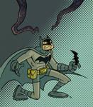 Batman and the Tentacles of Doom