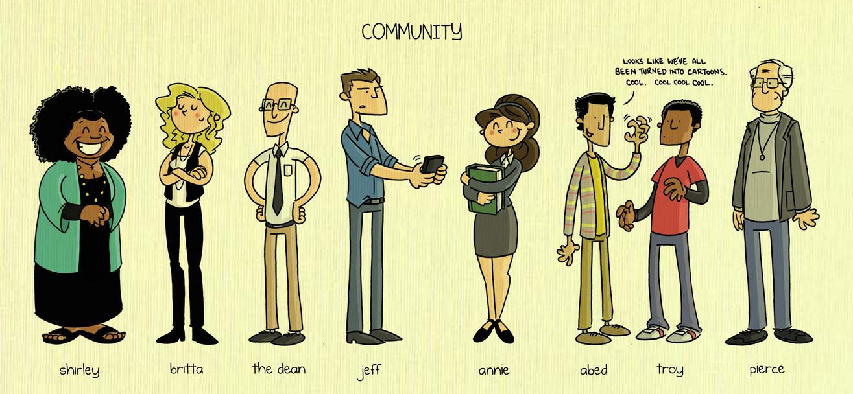 Community by tyrannus