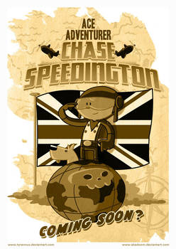 Chase Speedington - Ace Adventurer!