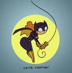 Batgirl Babs
