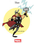 Mighty Marvel Month of March - Thor