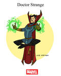 Mighty Marvel Month of March - Doctor Strange