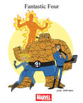 Mighty Marvel Month of March - Fantastic Four