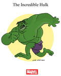 Mighty Marvel Month of March - The Incredible Hulk