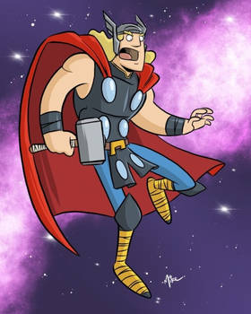 Thor in Space!