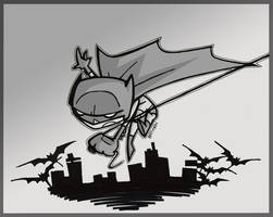 swiiing batman - swing by tyrannus