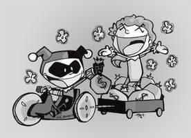 Poison Harley by tyrannus