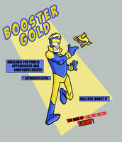 Booster for Hire by tyrannus