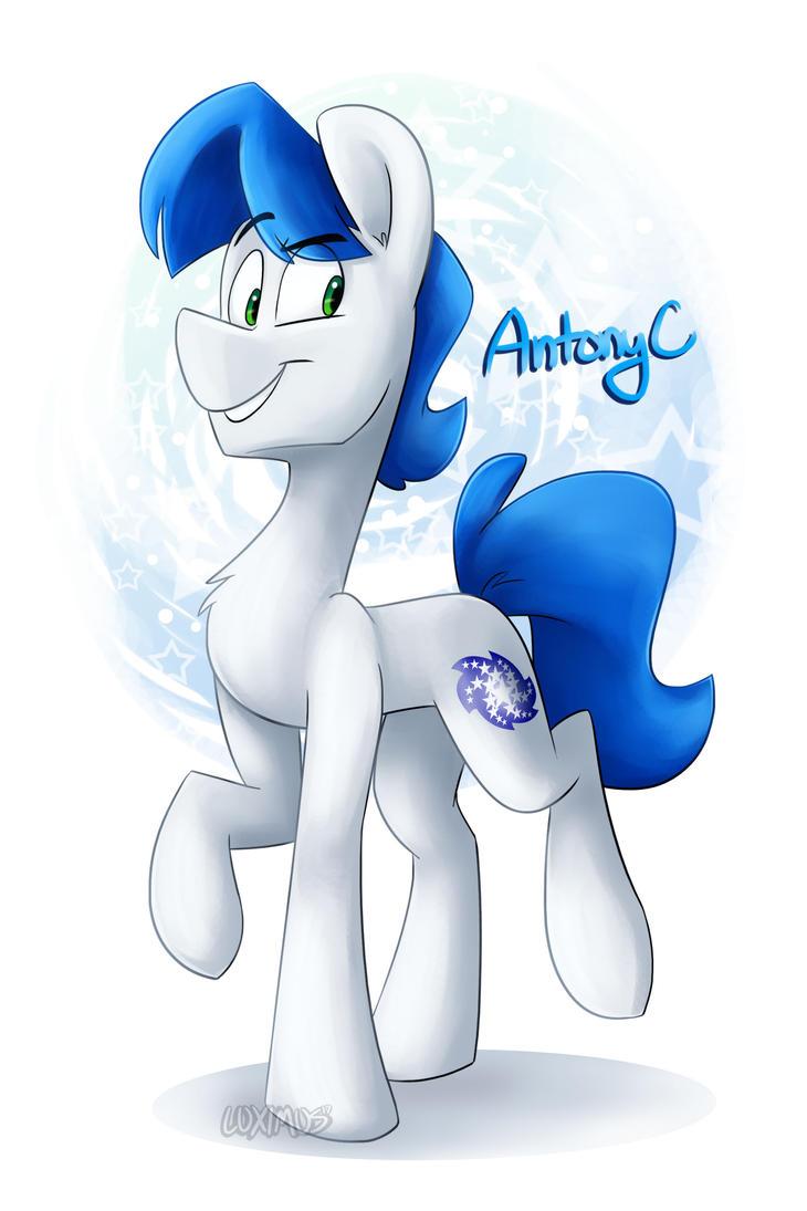 Tony Pony by Luximus17