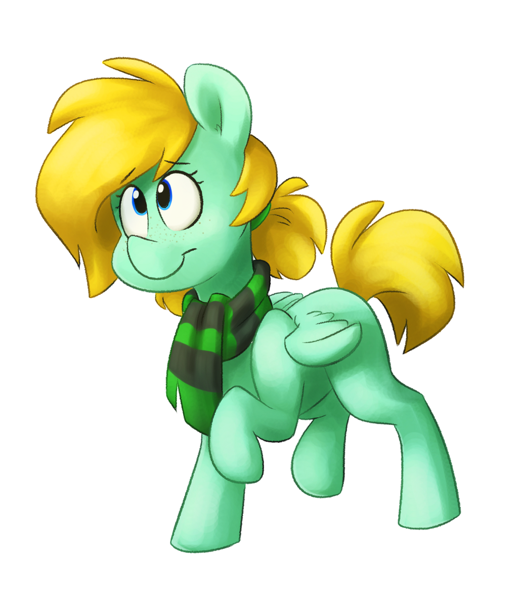 Mel Pone by Luximus17